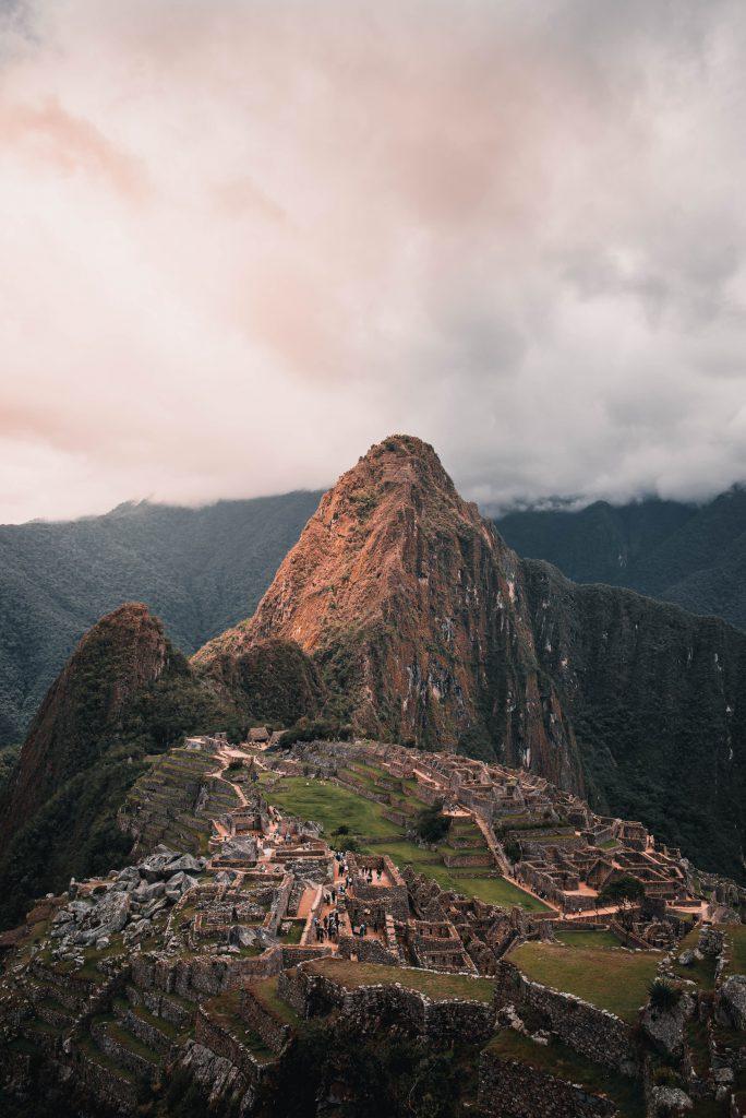 Machu Piccu virtual tour