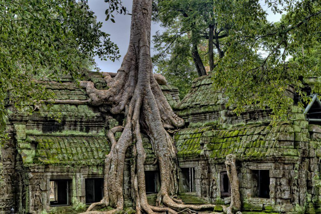 Angkor Wat Virtual Tour