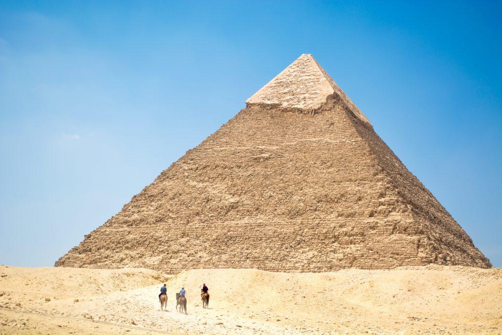 Pyramids Of Giza Virtual Tour