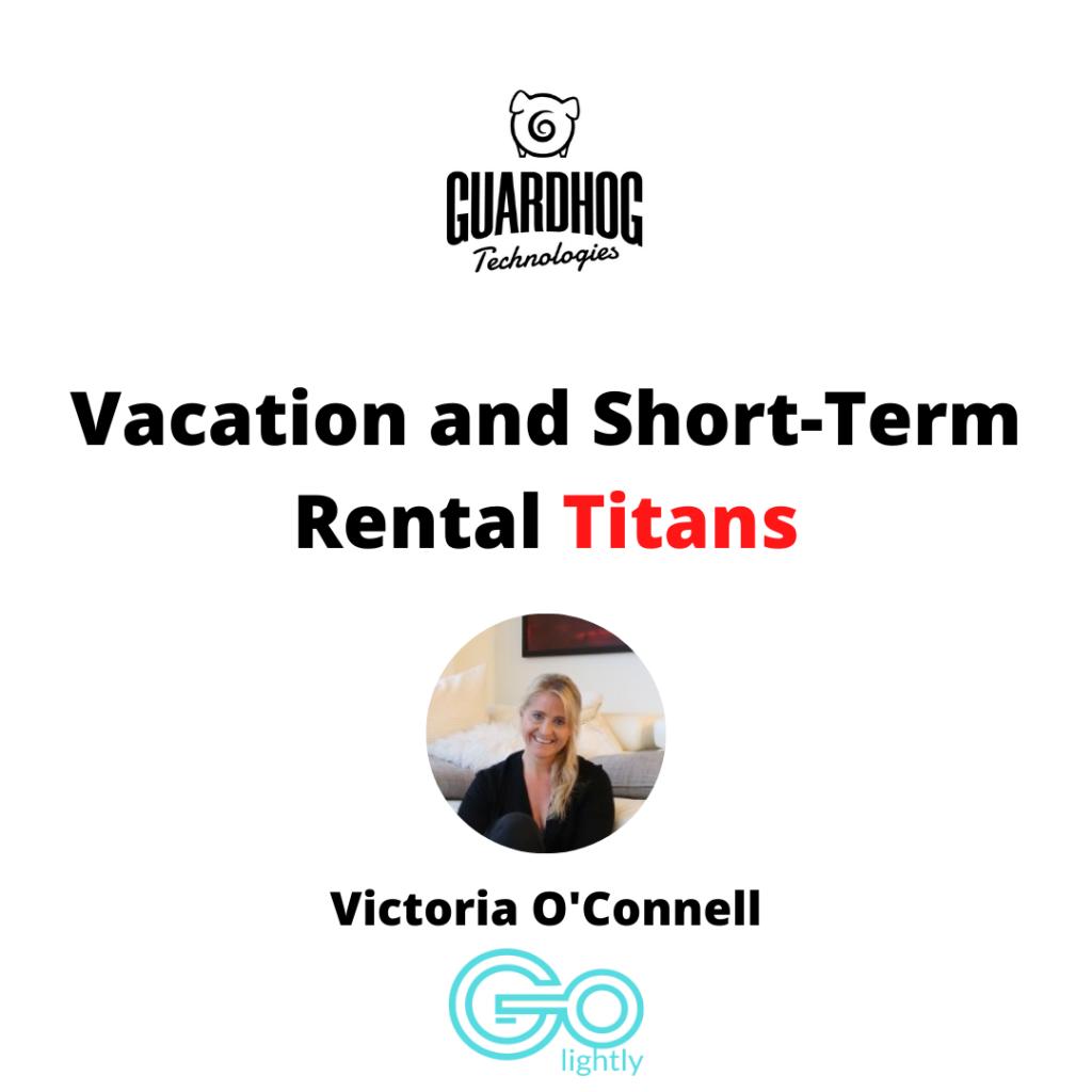 Victoria O'Connell Titan