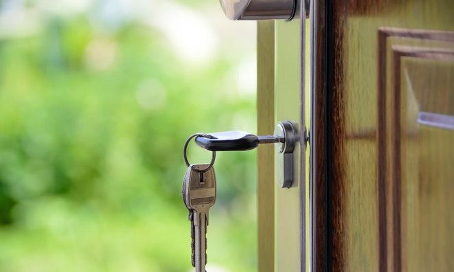 Use automated locks instead of normal keys