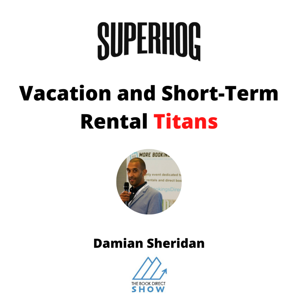 Damian Sheridan Titans by SUPERHOG podcast episode