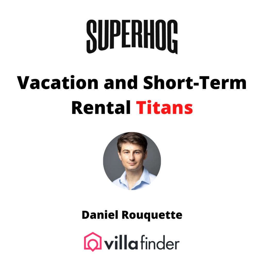 Daniel Rouquette Titans by SUPERHOG podcast episode