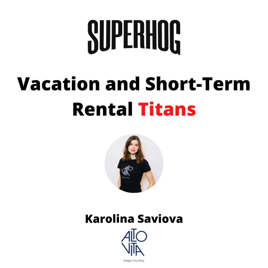 Karolina Saviova Titans by SUPERHOG podcast episode