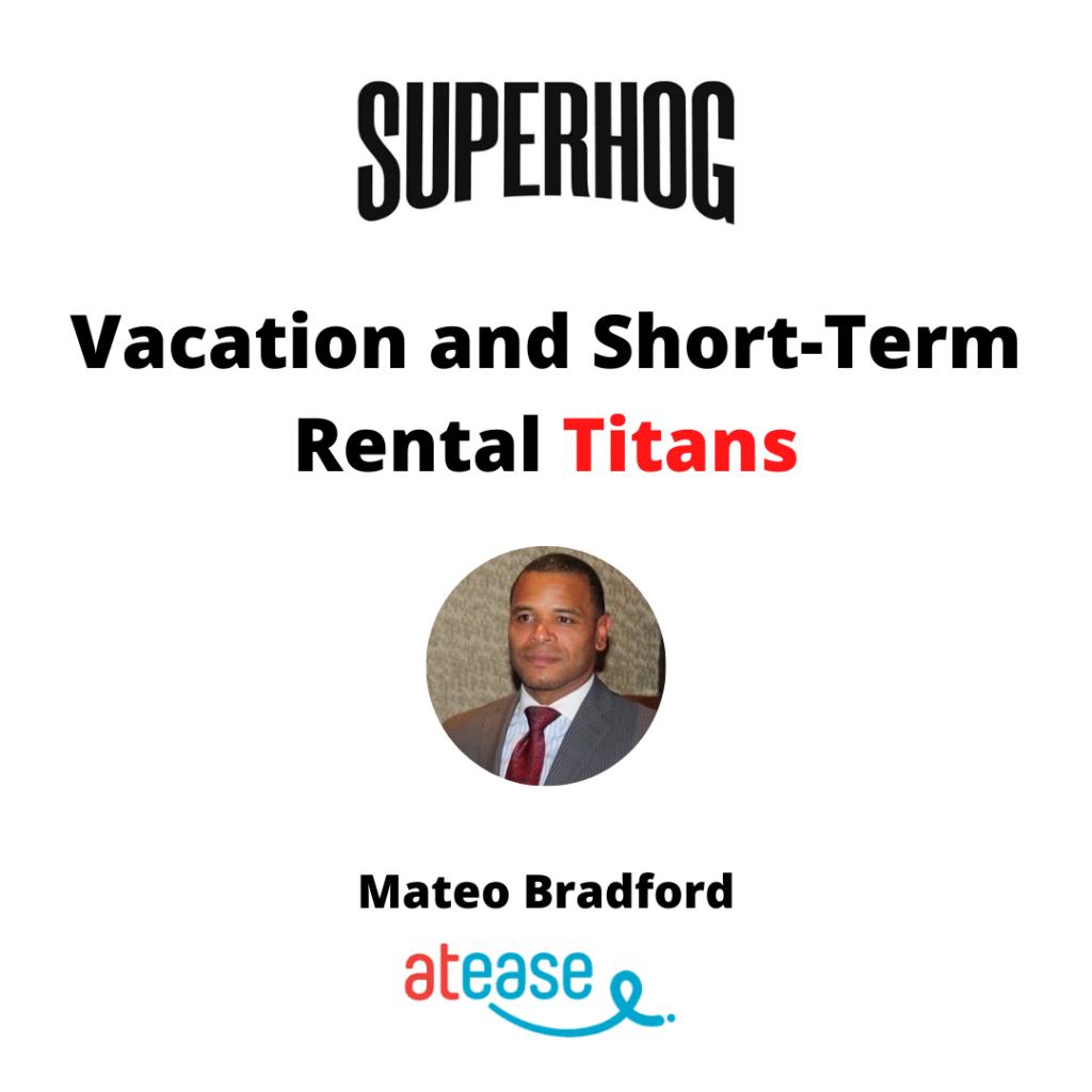 Mateo Bradford Titans by SUPERHOG podcast episode