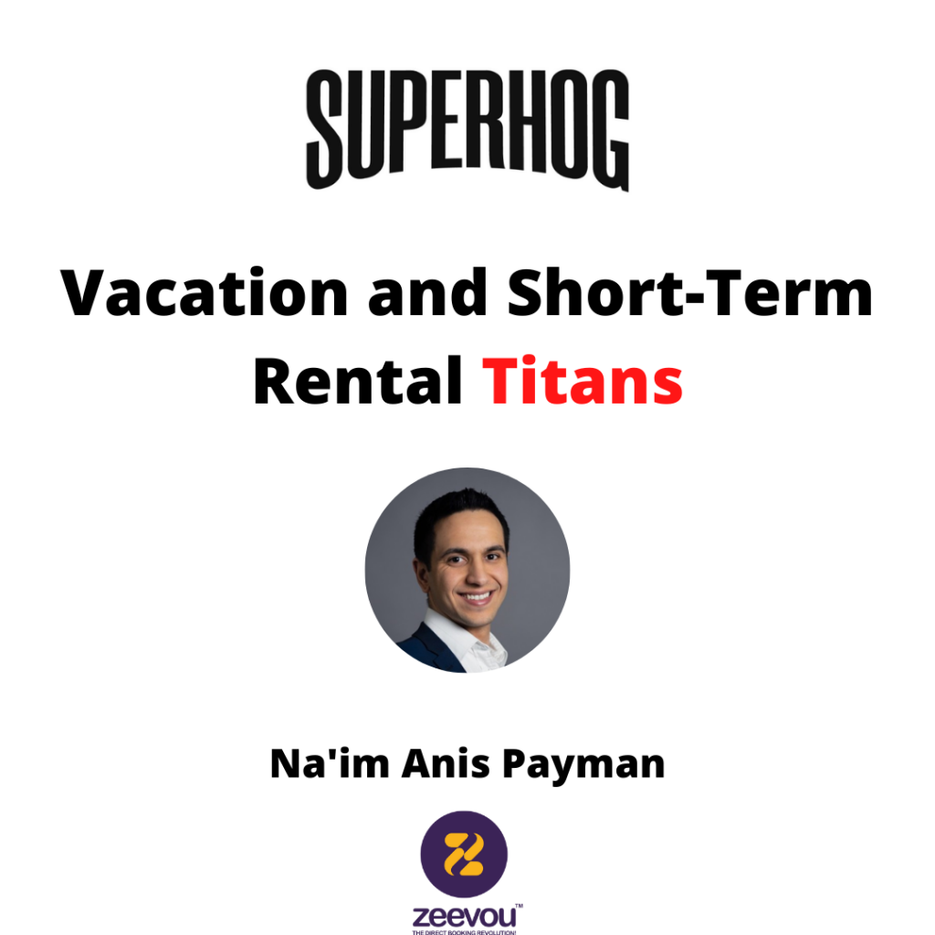 Na'im Anis Payman Titans by SUPERHOG podcast episode