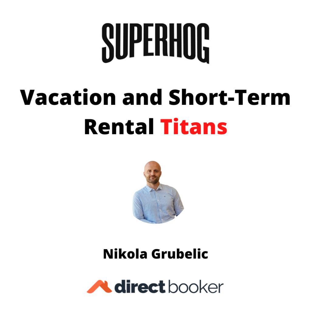 Nikola Grubelic Titans by SUPERHOG podcast episode
