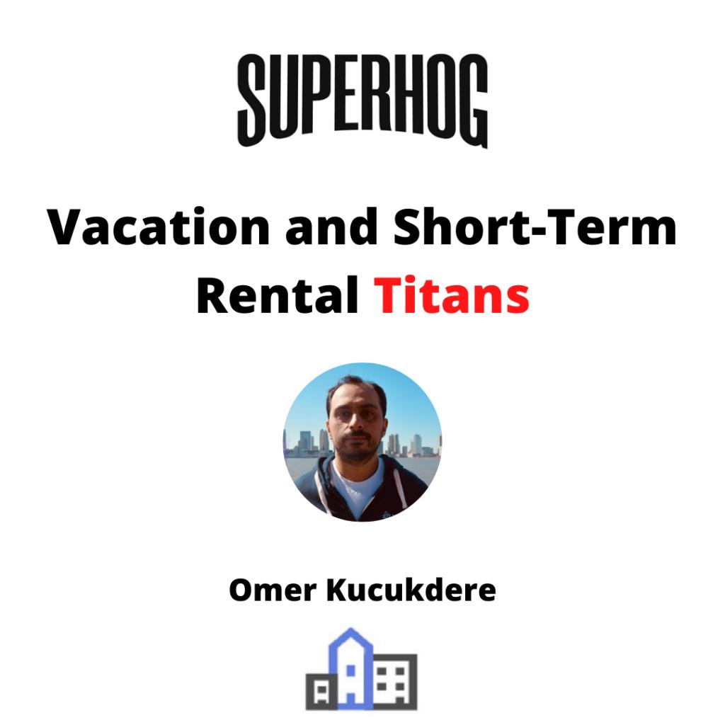 Omer Kucukdere Titans by SUPERHOG podcast episode