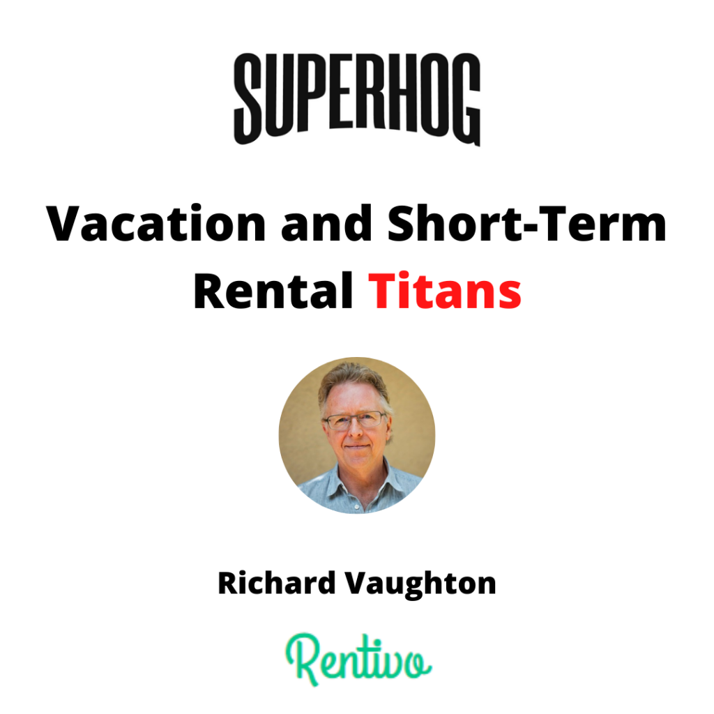 Richard Vaughton Titans by SUPERHOG podcast episode