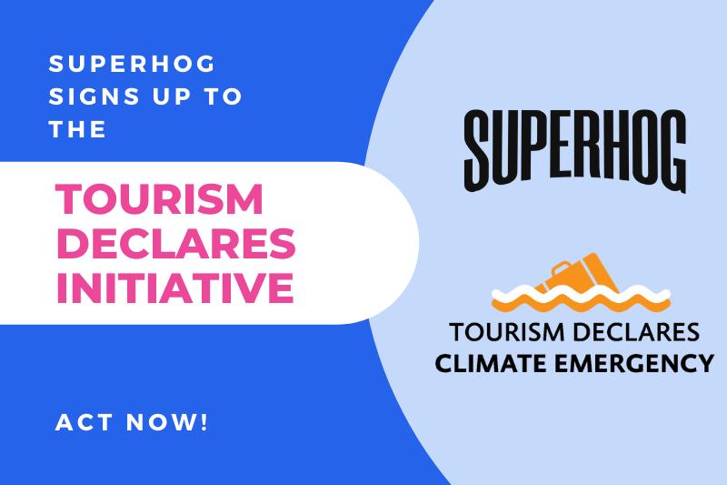 Superhog signs up to tourism declares